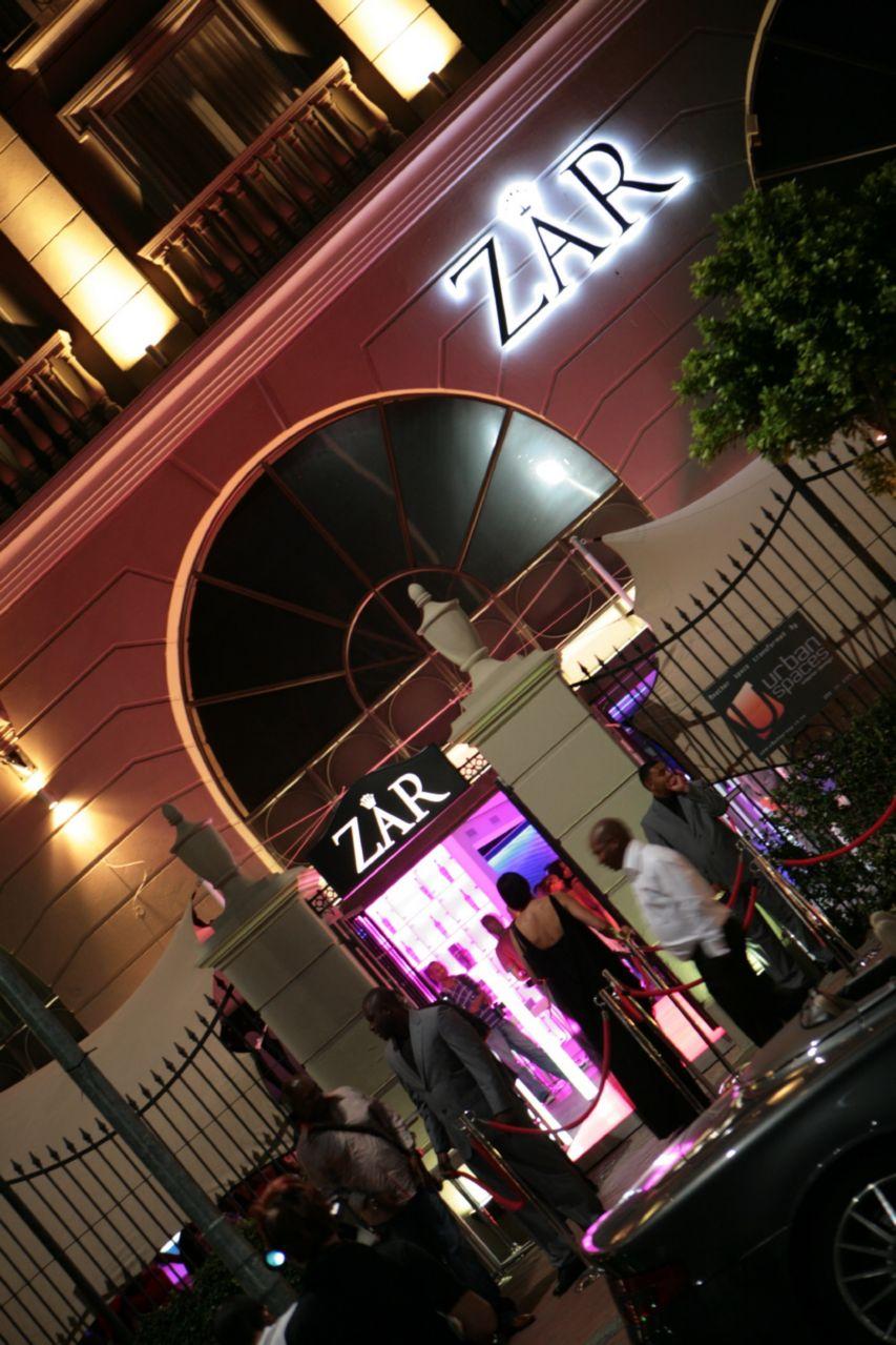 ZAR Launch
